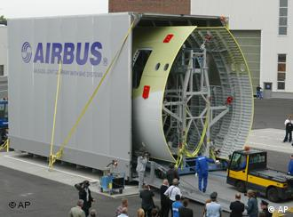 Merkel, Chirac Call for Fair Division of Restructuring at Airbus ...