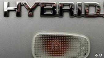 Einführung von Hybridmotoren in Deutschland