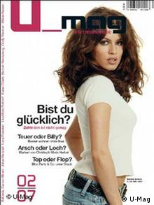 cover of U-mag