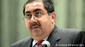 هشیار زیباری، وزیر خارجه عراق