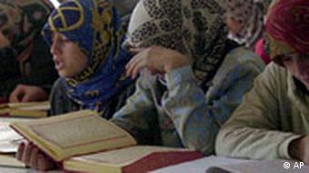 Türkei Koranschule Frau