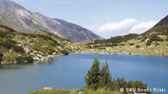 Pirin Berg in Bulgarien