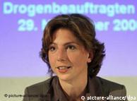 Sabine Bätzing apoya la prohibición de la Salvia Divinorum.