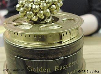 Golden Raspberry Razzie Award