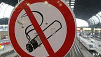 Rauchverbot Hamburg