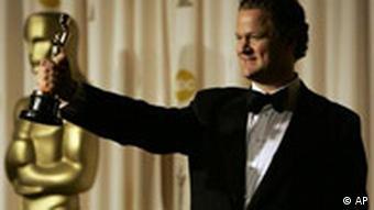 Florian Henckel von Donnersmarck at the 2007 Oscar Awards ceremony