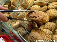 نانک آلمانی، تهیه شده از غلات مختلف