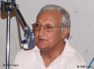 رهنورد زریاب، نویسنده و پژوهشگر افغانستان