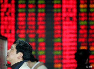Ziehen Asiens Börsen die Weltwirtschaft nach unten?