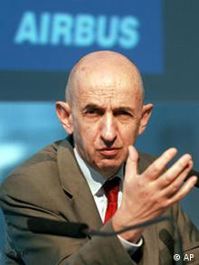 Airbus-Boss Louis Gallois