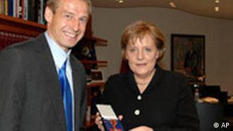 I on ima Križ: nogometaš Jürgen Klinsmann