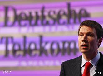 Telekom CEO Rene Obermann