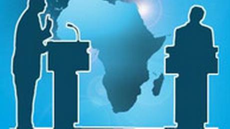 Podcast Artikel - Debatte zu einem aktuellen afrikanischen Thema