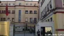 Innenministerium in Tirana, Albanien