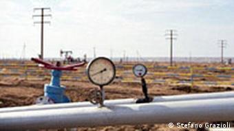 Kasachstan Pipeline Messgerät