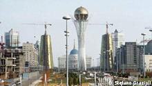 Kasachstan Astana Hauptstadt