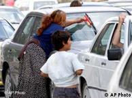 Roma in Albanien, Foto: AP