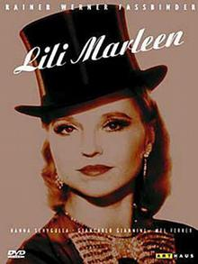 DVD-Cover zum Film 'Lili Marleen'