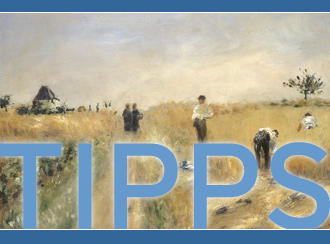 Pierre-Auguste Renoir: The Harvesters, 1973, Privatsammlung, Schweiz