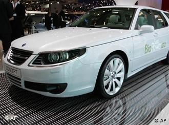 Novi model SAAB-a, Bio Power