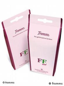 Packshot Fromms Kondome