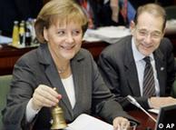 Angela Merkel se impuso en Bruselas.