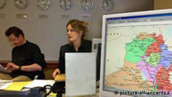 Entführung im Irak - Krisenstab des Auswärtigen Amts