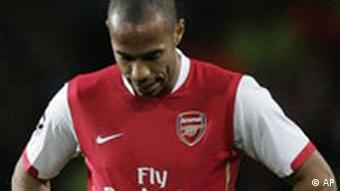 Thierry Henry, Quelle: AP