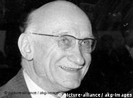 Ministro francês Robert Schuman