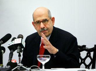 محمد البرادعی، مدیرکل آژانس بینالمللی انرژی اتمی