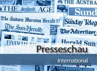 Themenbild Presseschau International