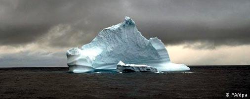 Eisberg - Großbild