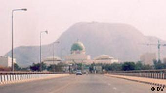National Assembly in Abuja, Nigeria