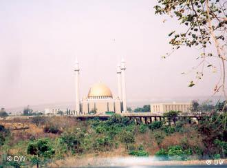 National Mosque in Abuja, Nigeria
