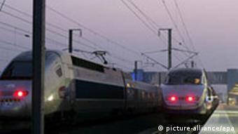 BdT Neue Hochgeschwindigkeitsstrecke für den TGV in Frankreich