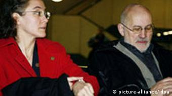 Deutschland Justiz Prozess gegen Holocaust-Leugner Germar Rudolf beginnt Rechtsanwälte