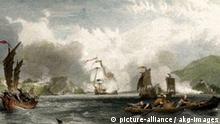 China Großbritannien Opiumkrieg 1840-42