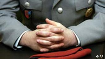 Bundeswehr Misshandlung von Soldaten Symbolbild