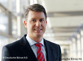 法兰克福证券交易所总经理莱纳.里斯(Rainer Riess)