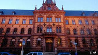 Deutschland Hessen Justiz Religion Islam Amtsgericht Frankfurt