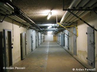 Antigua cárcel de la Stasi: los horrores de la dictadura.