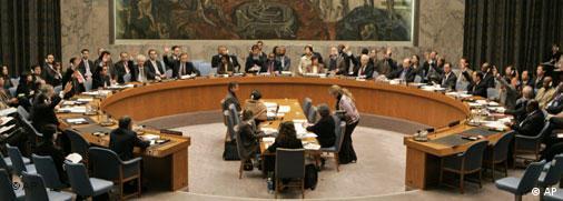UN Sicherheitsrat tagt wegen Iran