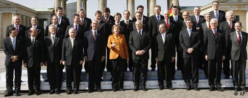 Berliner Erklärung verabschiedet - Großbild