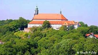 Stadt Fulda Frauenberg Außenansicht