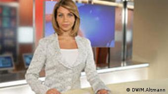 Dima Tarhini DW-TV Arabisch