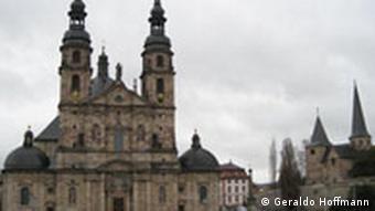 Fuldaer Dom mit Michaels Kirche