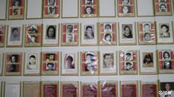 No Museu das Memórias em Assunção está documentada a história da ditadura