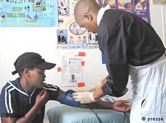 Durch Spendengelder werden Medikamente für Kinder bezahlt