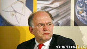 Bundesbeauftragter für Datenschutz Peter Schaar