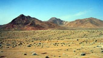 Wüstenausbreitung